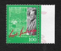 German MNH Scott #1953 Catalog Value $1.10