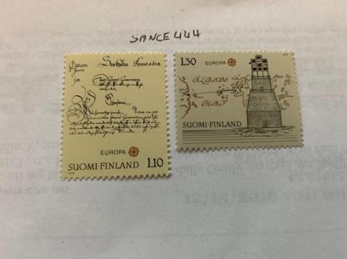 Finland Europa 1979 mnh