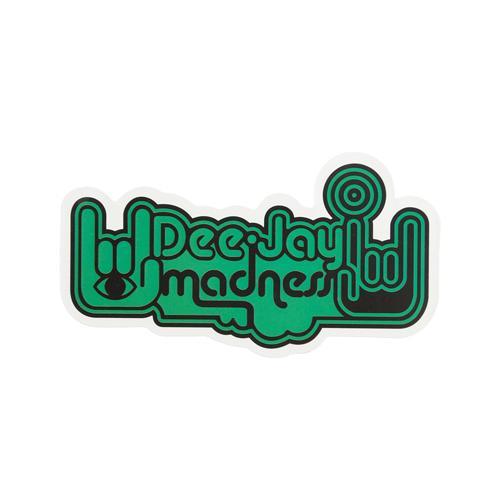 Deejay Madness Custom Stickers | Custom Stickers No Minimum | GS-JJ.com ™
