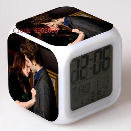 Twilight alarm clock new FREE SHIPPING