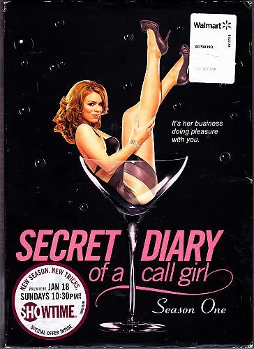 Secret Diary of a Call Girl - Season 1 DVD 2009 - Very Good