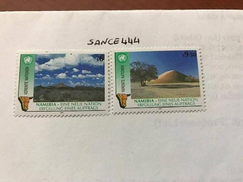 United Nations Wien Namibia mnh 1991