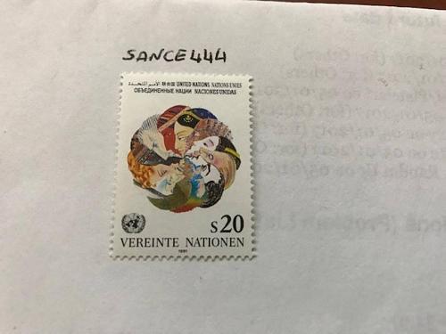 United Nations Wien Definitive 1991 mnh