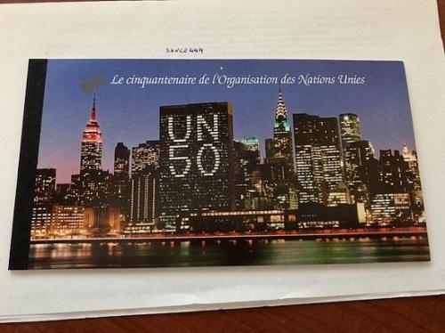 United Nations Geneve booklet 1995