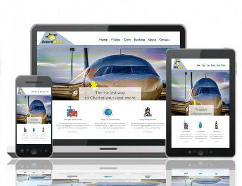 Custom Website + Logo | Mobile Friendly Web & Logo Design