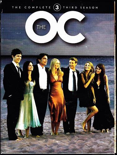 The O.C. - The Complete Season 1, 2, 3, & 4 DVD Huge Lot - Complete series