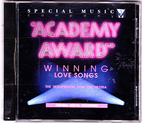 Academy Award Winning Love Songs by Hollywood Film Orchestra CD - Good