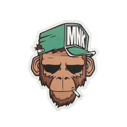 Custom Stickers Cheap No Minimum   MNK Monkey Custom Stickers   GS-JJ.com ™