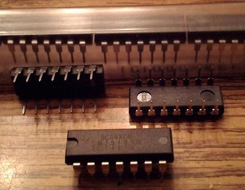 Lot of 20: Texas Instruments SN75189N