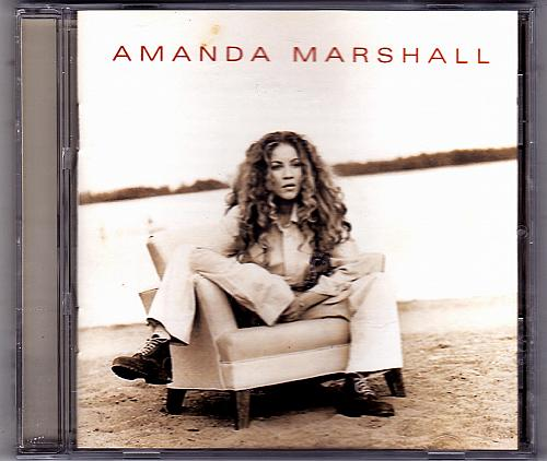 Amanda Marshall by Amanda Marshall CD 1996 - Very Good