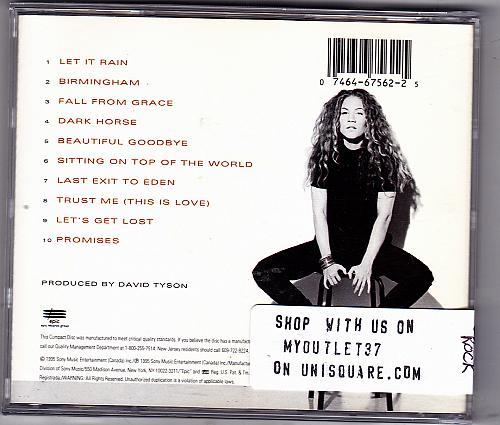 Amanda Marshall by Amanda Marshall CD 1996 - Very Good