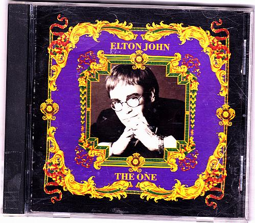 The One by Elton John CD 1992 - Very Good