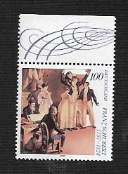 German MNH Scott #1952 Catalog Value $1.00