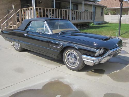 1965 FORD THUNDERBIRD CONVERTIBLE For Sale South Jordan, Utah 84095