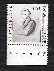 German MNH Scott #1984 Catalog Value $1.10