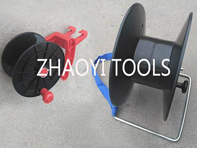 portable step-in treading-in plug-in paddock pasture fencing posts accessories