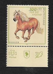 German MNH Scott #B816 Catalog Value $2.25