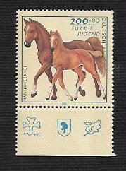 German MNH Scott #B817 Catalog Value $4.50