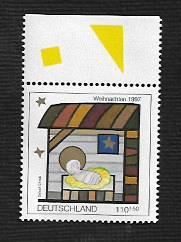 German MNH Scott #B826 Catalog Value $1.75