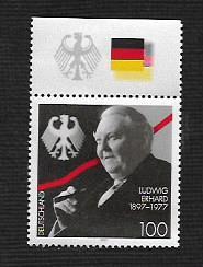 German MNH Scott #1957 Catalog Value $1.10