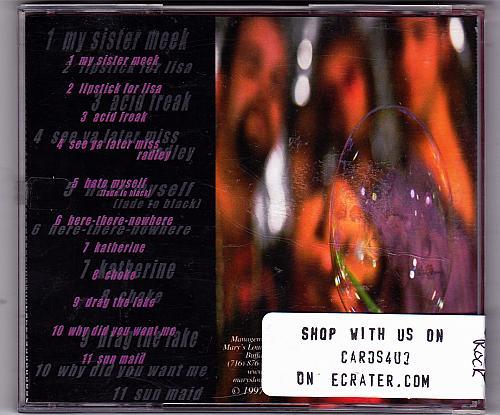 Princess by OUI 73 CD 1997 - Very Good