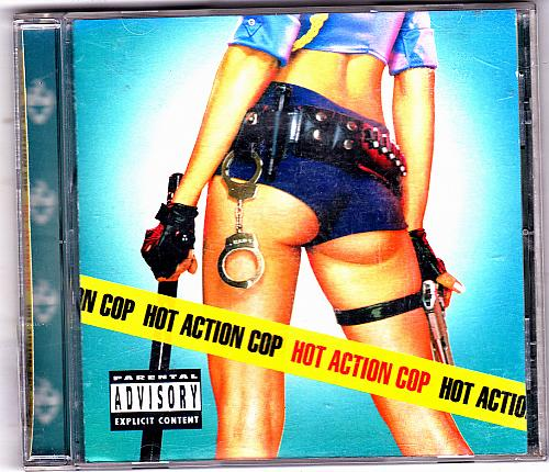 Hot Action Cop by Hot Action Cop CD 2003 - Very Good