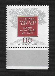 German MNH Scott #1985 Catalog Value $1.10