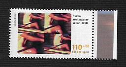 German MNH Scott #B829 Catalog Value $3.25