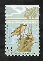 German MNH Scott #B840 Catalog Value $1.75