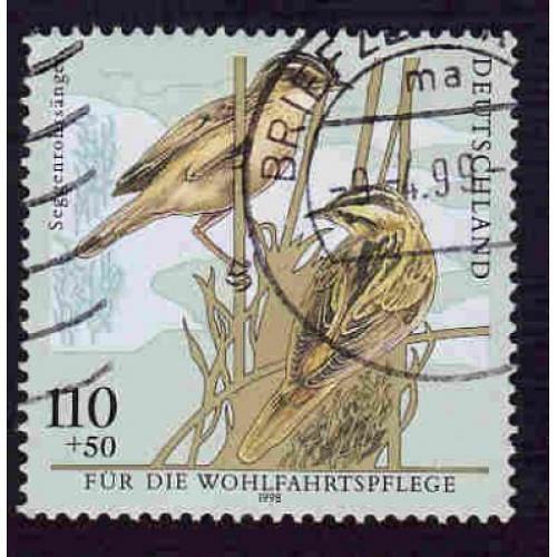 German Used Scott #B840 Catalog Value $1.75