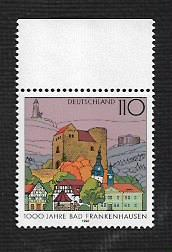 German MNH Scott #1992 Catalog Value $1.10