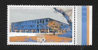 German MNH Scott #1994 Catalog Value $1.20