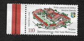 German MNH Scott #1999 Catalog Value $1.10