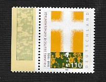 German MNH Scott #2006 Catalog Value $1.20