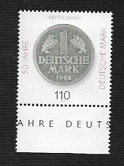 German MNH Scott #2007 Catalog Value $2.00