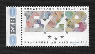 German MNH Scott #2009 Catalog Value $2.00