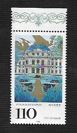 German MNH Scott #2012 Catalog Value $1.50