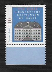 German MNH Scott #2018 Catalog Value $1.20