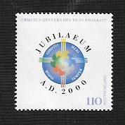 German MNH Scott #2061 Catalog Value $1.30