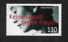 German MNH Scott #2066 Catalog Value $1.30