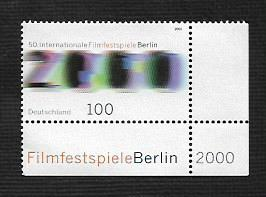German MNH Scott #2067 Catalog Value $1.20