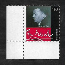 German MNH Scott #2069 Catalog Value $1.30
