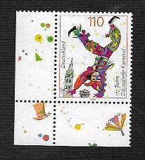 German MNH Scott #2070 Catalog Value $1.40