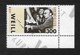 German MNH Scott #2071 Catalog Value $3.50