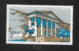 German MNH Scott #2074 Catalog Value $1.30