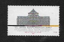 German MNH Scott #2100 Catalog Value $1.40
