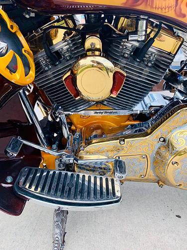 Fully Custom 2000 Harley-Davidson Electra Glide