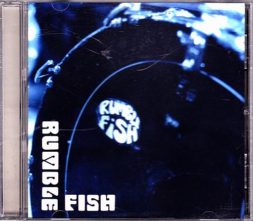 Rumble Fish by Rumble Fish CD 2000 - Very Good