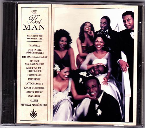 The Best Man by Original Soundtrack CD 1999 - Very Good