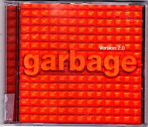 Version 2.0 by Garbage CD 1998 - Very Good